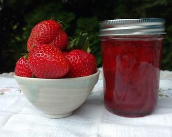 Old fashioned Oregon  Strawberry Jam