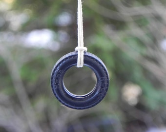 Tire Swing Miniature Accessiories For Fairy Garden, Terrarium, Miniature  Garden, Or Dollhouse Playground