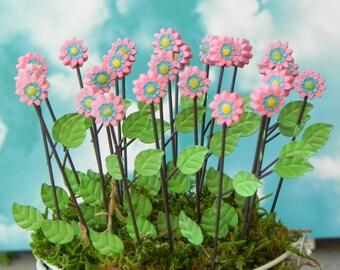 Miniature Flowers Etsy