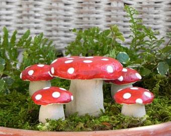 mushroom table chair etsy