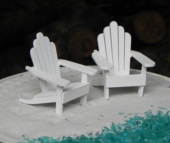 Chaise adirondack miniature sadapte sur 6 de haut etsy - Chaise adirondack france ...