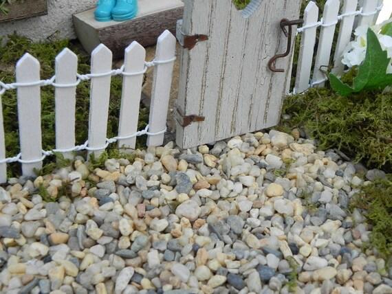 Fairy Garden Pebbles Stones Tiny For Miniature Terrarium 8 | Etsy