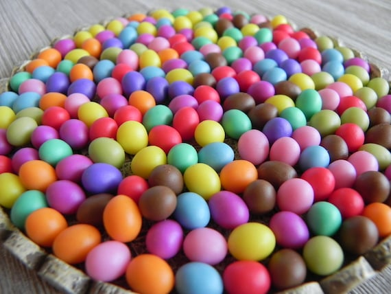 10 or 20 polymer clay assorted colors dollhouse mini 5 Miniature Easter Eggs craft supplies DIY miniature supply for fairy garden