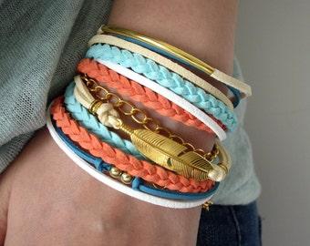 Teen Preteen Girls Birthday Gifts Tween Girl Gift For Teens Wrap Bracelet Graduation