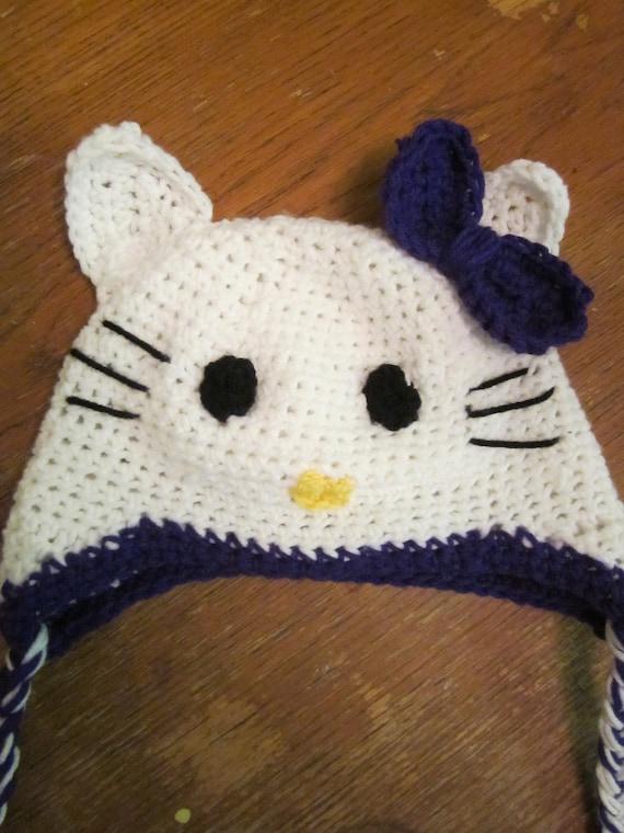 Hello Kitty Beanie Crochet Pattern Imagenesmy