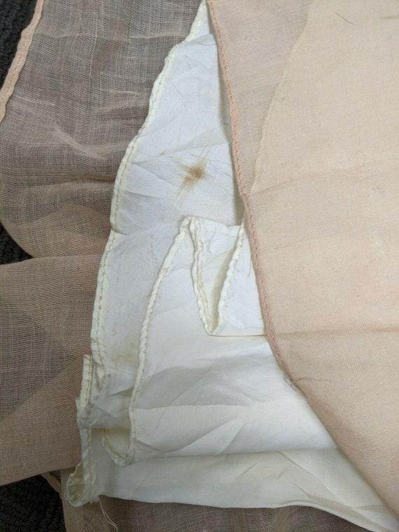 Size 13 Gunne Sax cottagecore vintage boho dress … - image 5