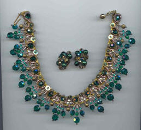 French Choker attributed to  Lina Baretti