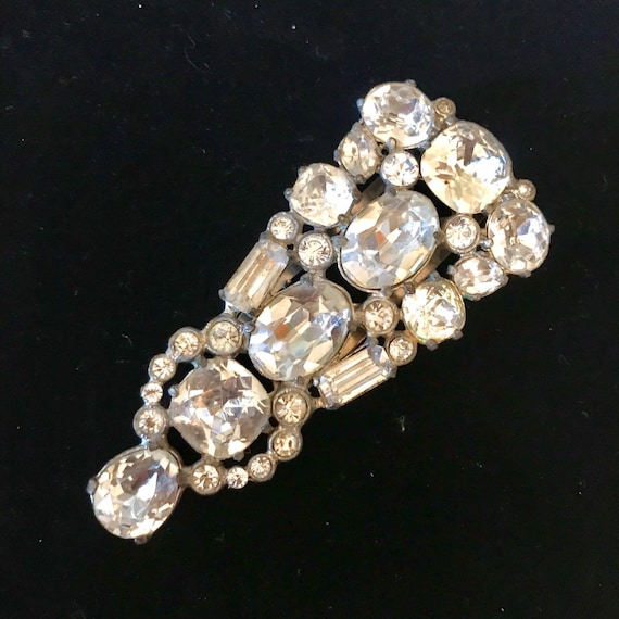 Gorgeous Ruth Kramke designed Eisenberg Original Dress Clip