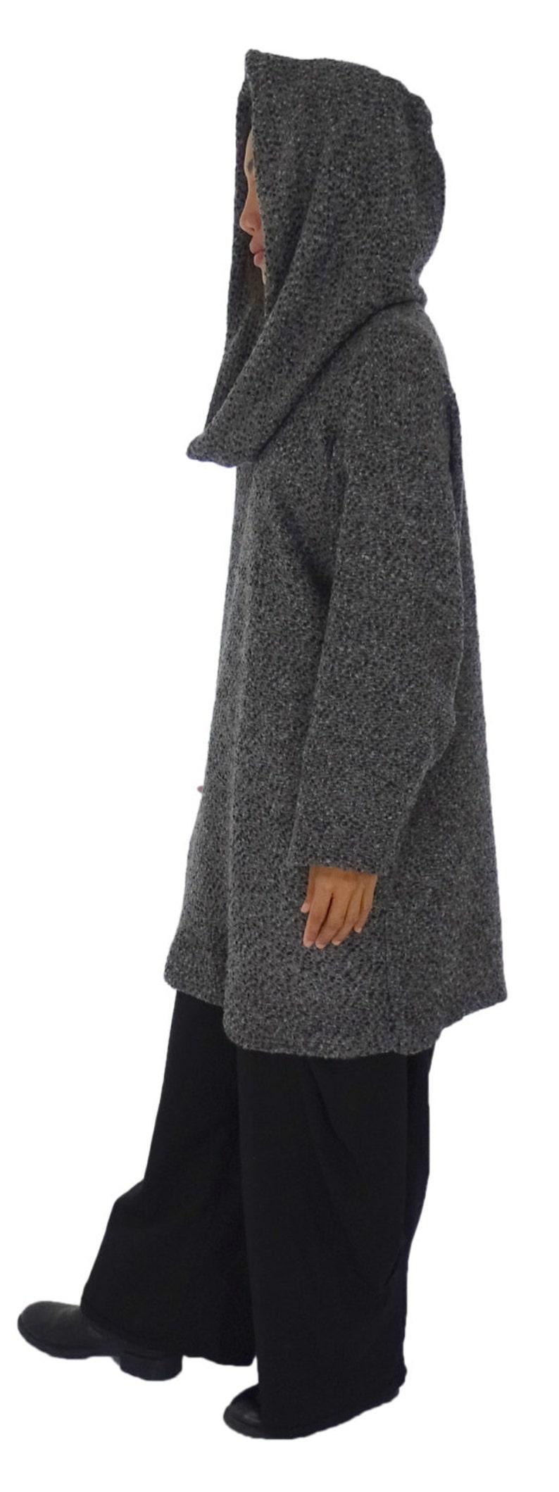 6d1ca2269c601 Wool oversize sweater HQ200GR tunic 70 polyesterbental 30%