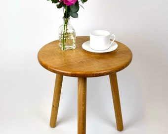 Stable Oak Occasional Table