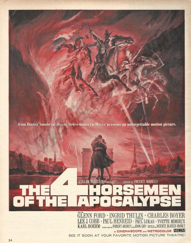 Die 4 Reiter Film