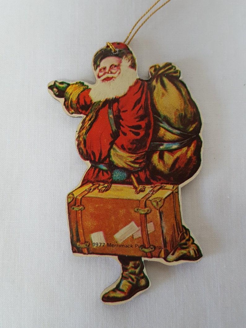 Merrimack heavy card stock reproduction Christmas ...