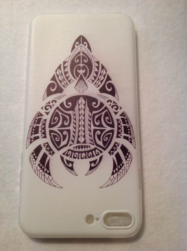 Our Turtle Phone Case. Polynesian designs or symbols Phone image 0