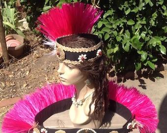 Cook Islands/Rarotongan & Tahitian Hip Hei Set. Perfect for girls of all ages.