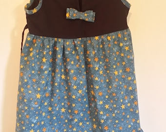 Toddler Tieback dress