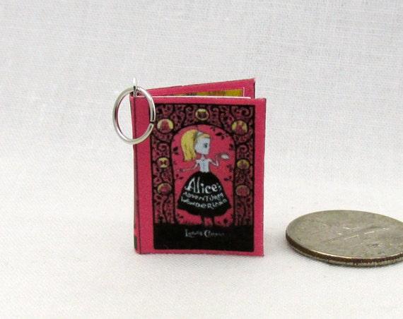 CHARM Alice's Adventures in Wonderland Necklace Bracelet Pendant Jewelry Christmas Ornament