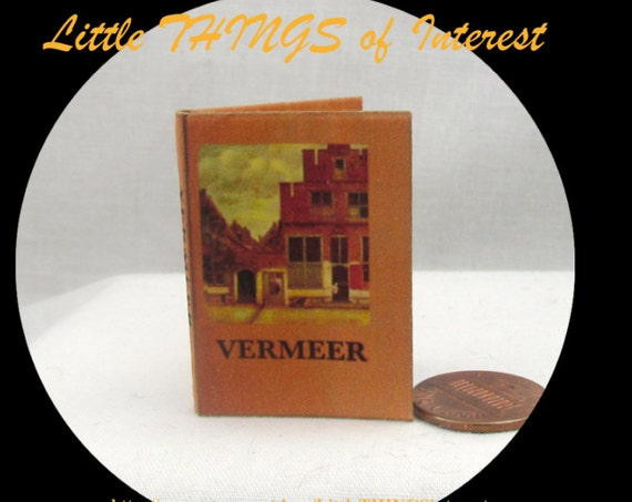 VERMEER Book 1:6 Scale Blythe Momoko Pullip Barbie Scale Illustrated Readable Book Barbie Monster High Fashion Dolls Bjd Art Artist
