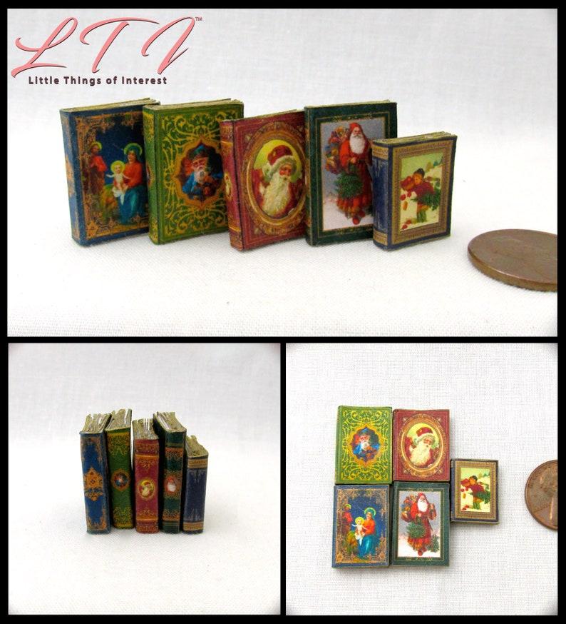Dollhouse Miniature ART 1:12 The Birth of Jesus 2