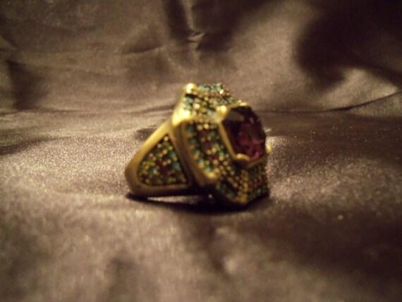 Vintage Heidi Daus ring