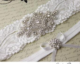 Wedding Garter, White Garter, Wedding Garter Get, Garter Get, Bridal Garter, Lace Garter, White Wedding Garter, Personalized Garters