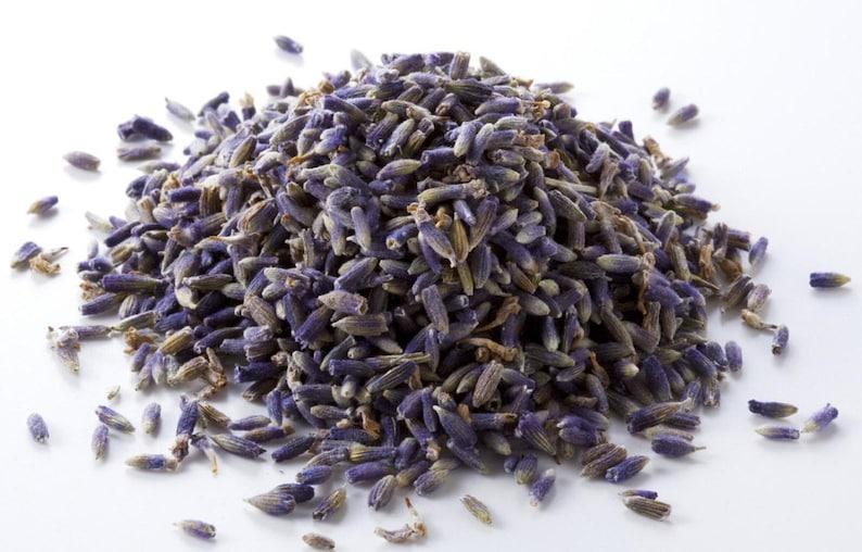 1-10lbs Organic HIGHEST FRAGRANCE Dried Lavender Bud Bulk image 0