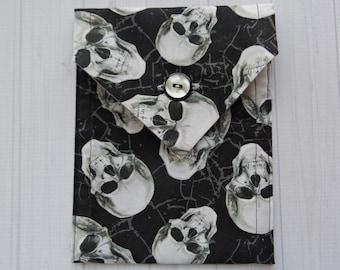 Skull Tarot Bag