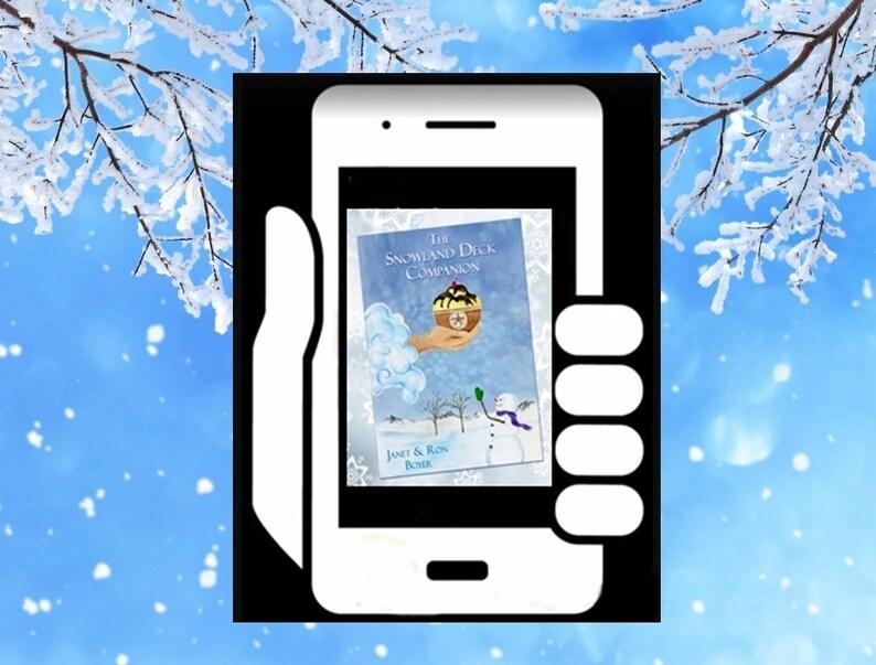 Snowland Deck Digital Companion Book image 0