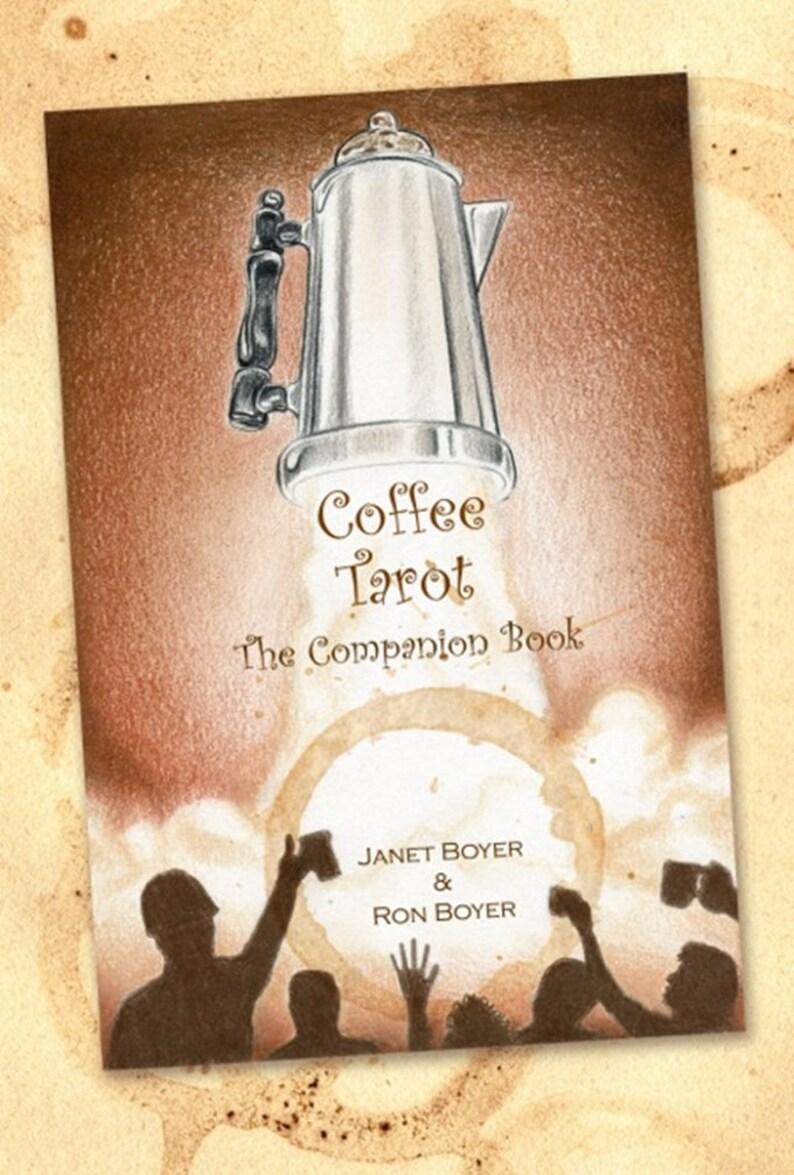 Coffee Tarot Companion Book image 0