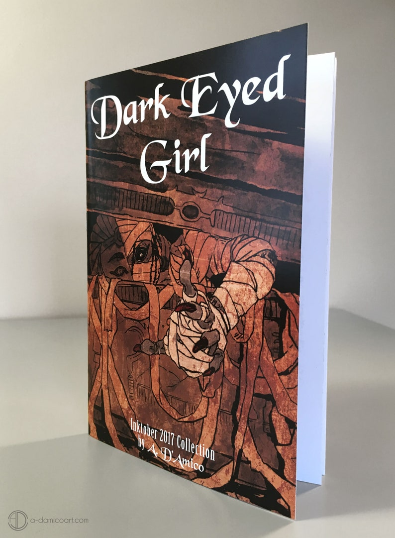 Dark Eyed Girl image 0
