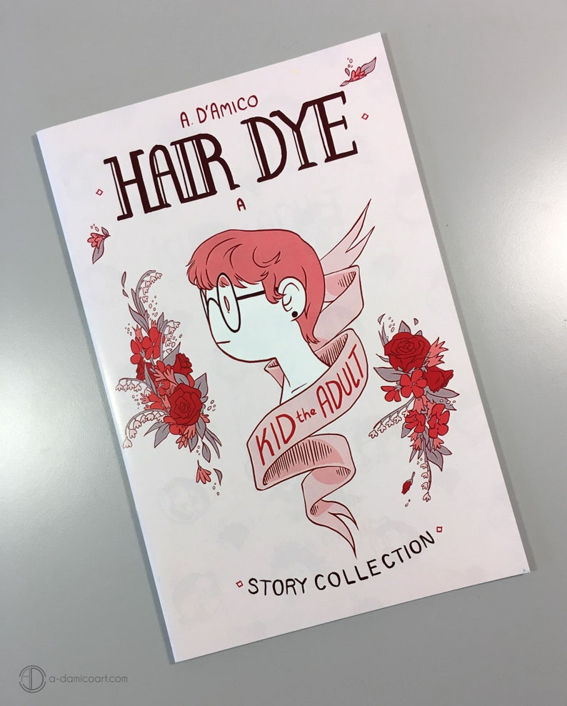 Hair Dye: A Kid the Adult Story Collection image 0