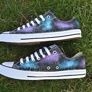 Galaxy Converse Galaxy Shoes Galaxy Hi