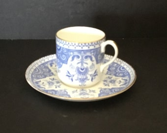 Wedgewood  Demitasse Cup and Saucer
