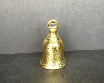 Small Weeping Gold Bell