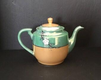 Luster Ware Cherry Blossom Teapot - MIJ