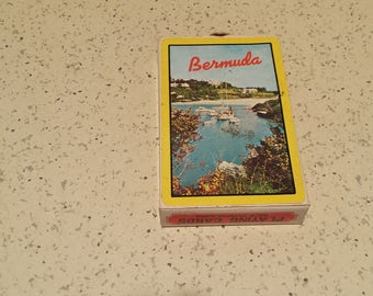 Deck of Cards from Bermuda