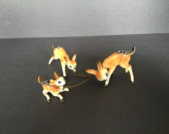Miniature Chained Deer