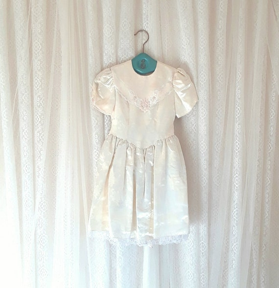 Girl's Gunne Sax Dress, Size 10 - image 5