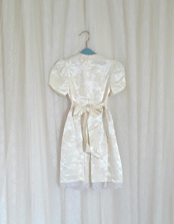 Girl's Gunne Sax Dress, Size 10 - image 6