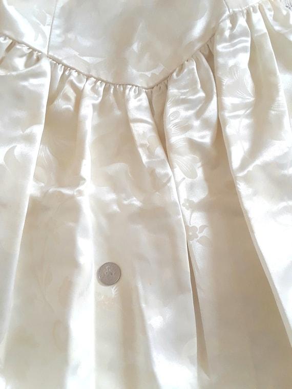 Girl's Gunne Sax Dress, Size 10 - image 7
