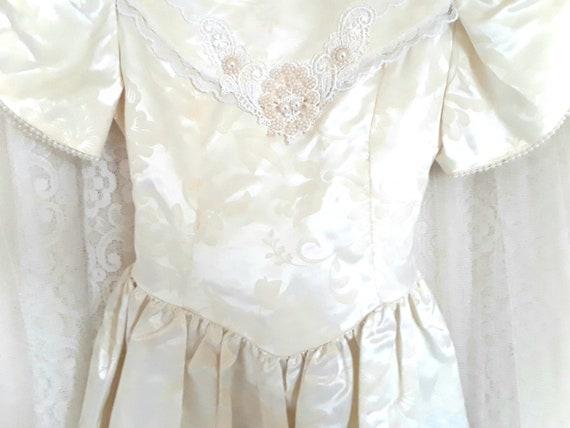 Girl's Gunne Sax Dress, Size 10 - image 3