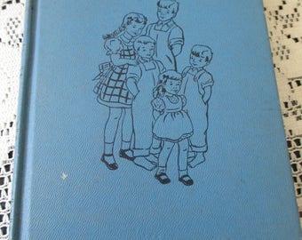 Vintage book  of  1928, The Adventures of Joel Pepper of the Pepper Series by Margaret Sydney - Estate find!  -