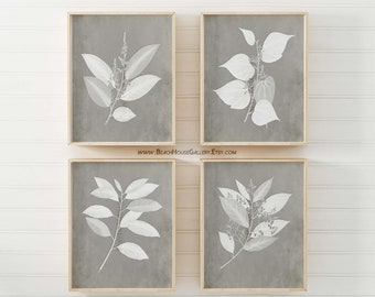 Modern farmhouses are taking the world by storm. If you want to decorate your living room with modern farmhouse living room decor, this is for you! Even Joanna Gains would love these botanical prints.