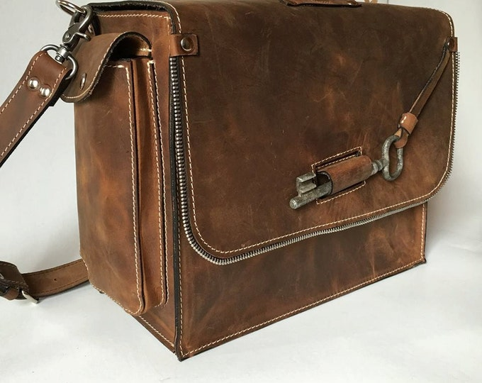 Camera Bag, Photographer Two Camera Bag and Backpack, Camera Backpack, Multicamera Bag, Camera Leather Bag, Photographer