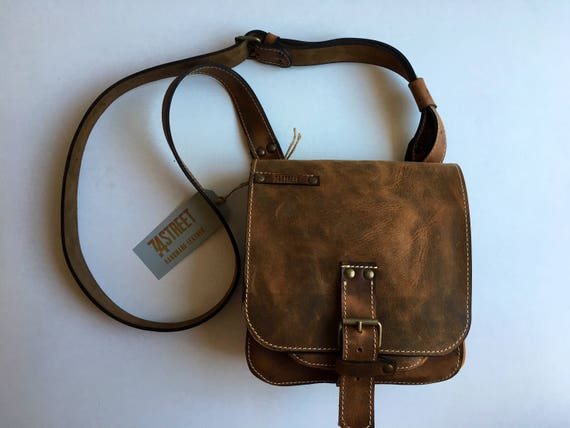 Man Leather Bag Leather Crossover Bag Cross Body Bag Cross  4a5715926b4d1