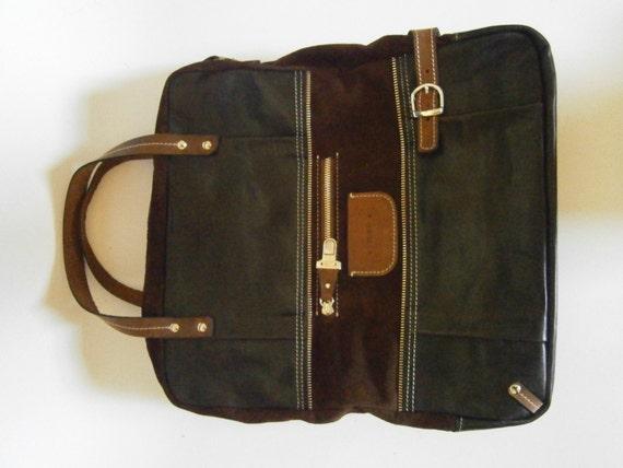 Casual Leather Bag, Full Grain Leather Handmade Bag, Laptop bag, Leather Laptop Bag