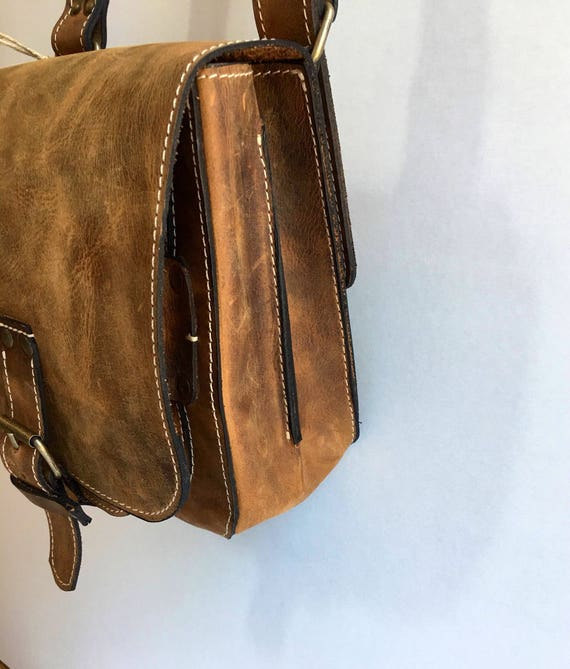 Man Leather Bag, Leather Crossover Bag, Cross Body Bag, Viorel Cross Over Bag, Man Bag, Man Travel Bag, City Bags, Handmade Bags