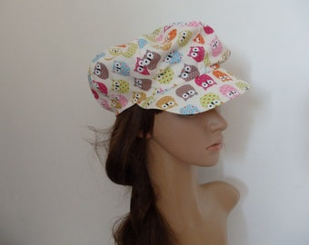 Cute newsboy cap