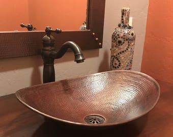 Copper Sink | Etsy