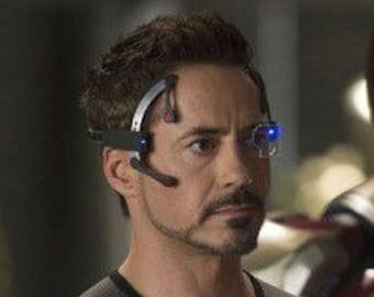 Ironman Jarvis Headset *DIGITAL DOWNLOAD*