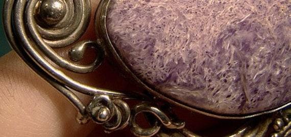 Chariote Sterling Silver Pin Brooch - Aidan Toron… - image 2